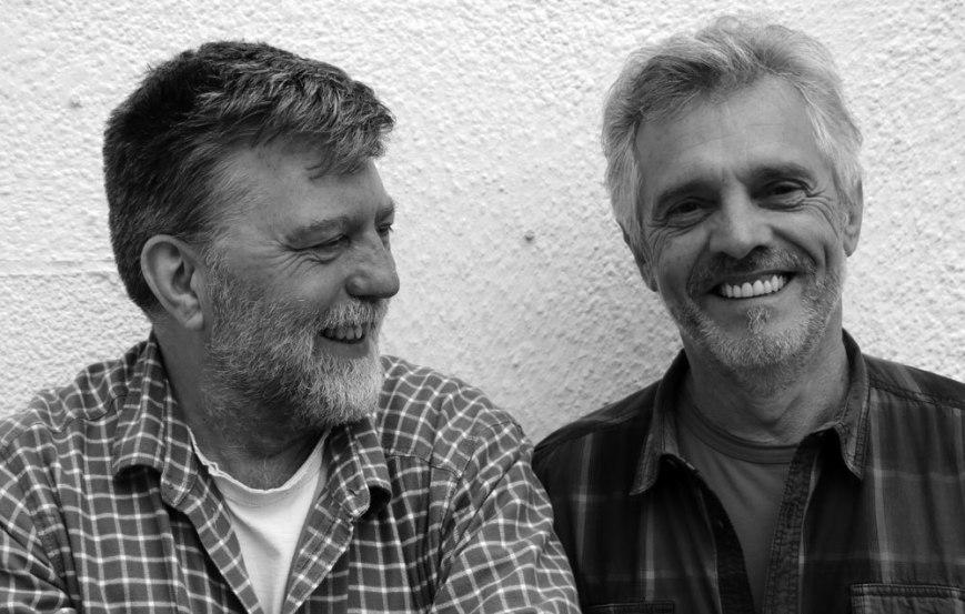 Ian Clayton and Iain Matthews